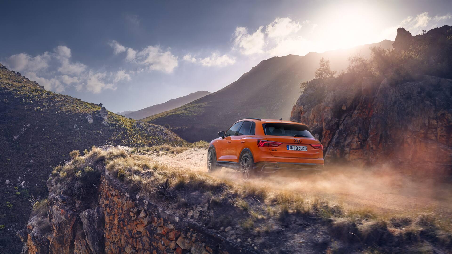 Η δυναμική οδήγησης του νέου Audi Q3