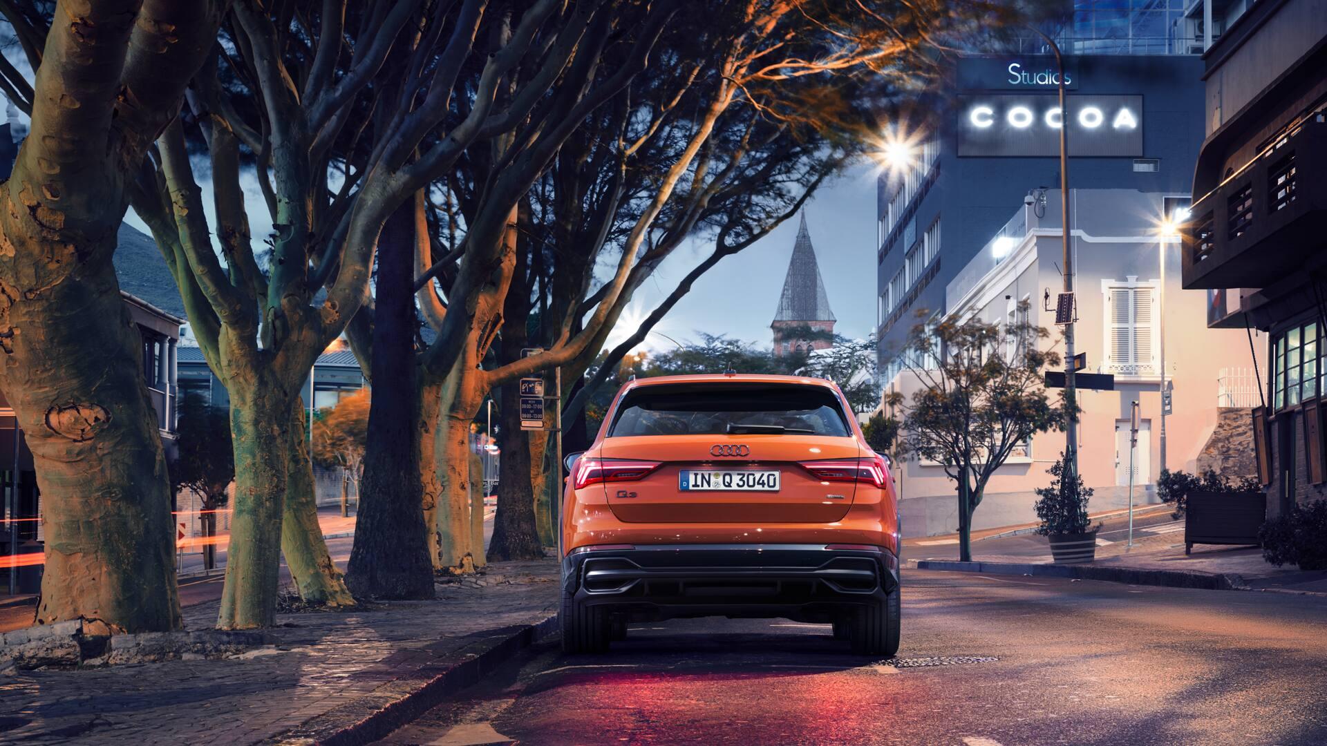 """Η έκδοση """"edition one"""" του νέου Audi Q3"""
