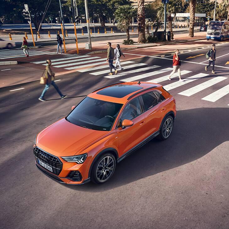 Τα συστήματα υποβοήθησης του νέου Audi Q3